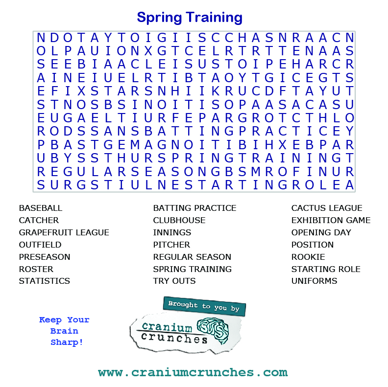 Pics Photos - Spring Word Search This Spring Word Search Would Be A