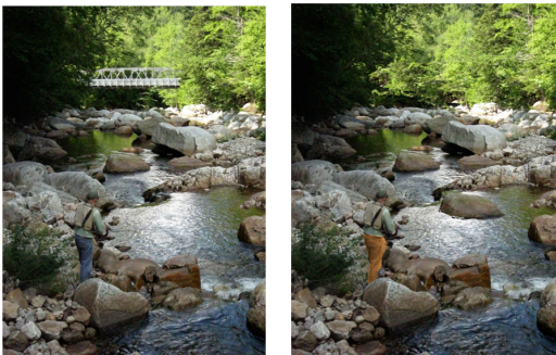 How many differences can you find in these two photos?
